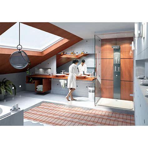 in floor bathroom heating raychem t2quicknet 90 underfloor heating mat set uk