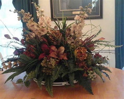 flower arrangements for home decor 17 best ideas about silk floral arrangements on