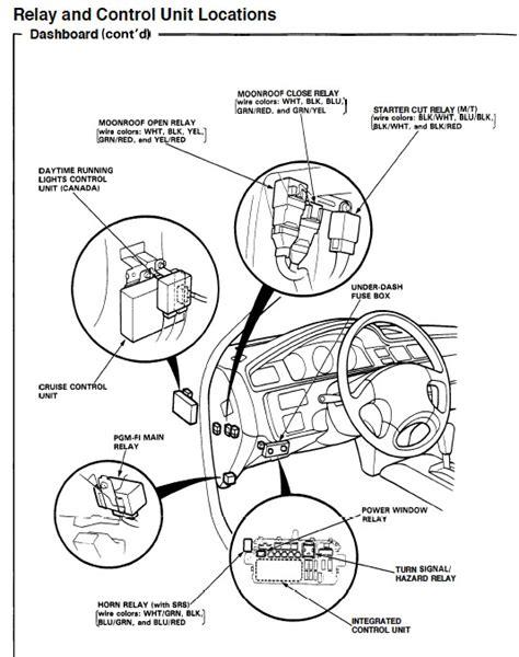 94 honda civic cx fuse box 94 ford mustang fuse box wiring