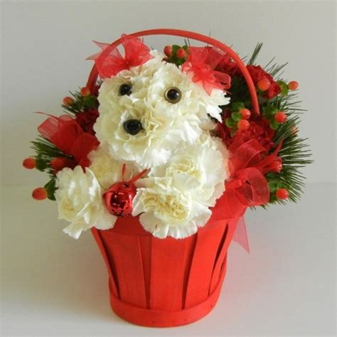 puppy bouquet how to make the easiest and cutest diy present puppy bouquet 5 is for