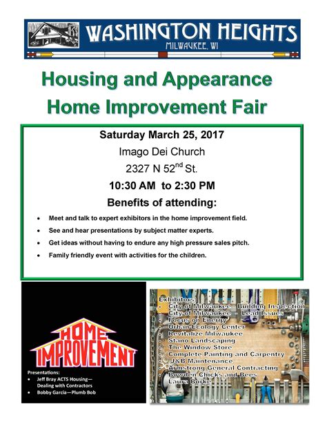 home improvement fair whna