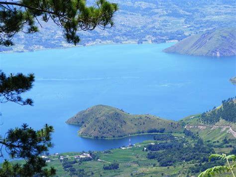 Morning Danau Toba adventure bunga biru danau toba indonesia