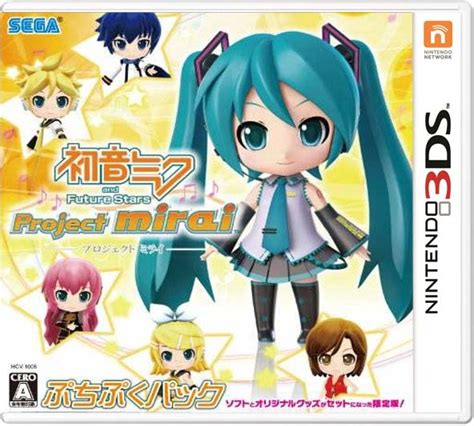 Murah 3ds Hatsune Miku Project Mirai Dx hatsune miku project mirai dx 3ds rom