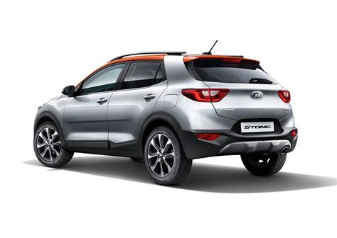 Kia Suv Car Kia Stonic Baby Suv Unveiled Cars Co Za