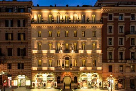 hotel roma in hotel artemide updated 2017 prices reviews rome