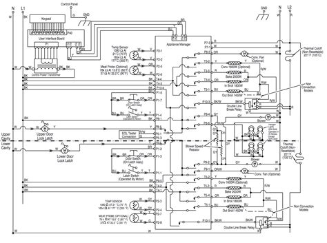 kenmore wall oven wiring diagram wiring diagrams schematics