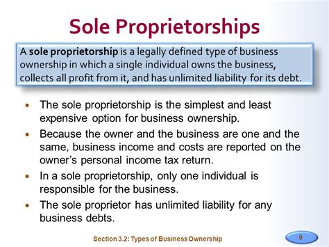types of business ownerships botbuzz co