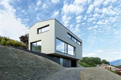 Haus Bauen Am Hang 4560 by Bauwelt H 228 User Am Hang