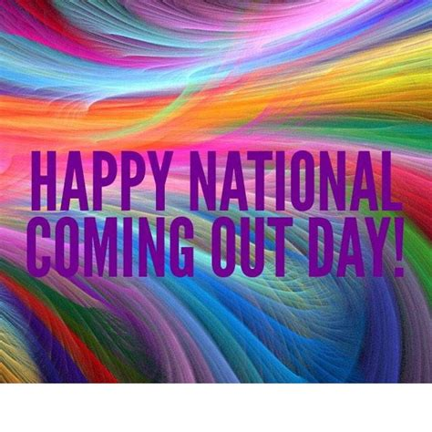 Out And About Nation 12 by 12 Inspiring Tweets Celebrating National Coming Out Day