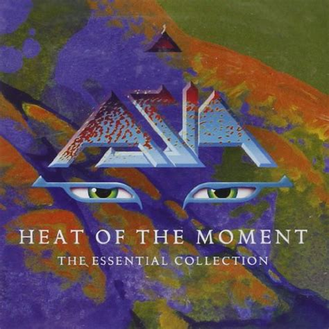 asia heat of the moment asia heat of the moment cd covers