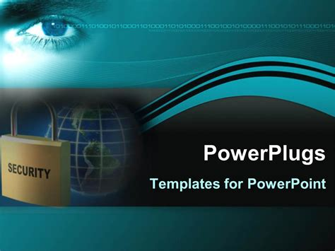 Powerpoint Template Keep Yourself Secure On Internet With Best Security 26196 Cyber Security Powerpoint Templates Free