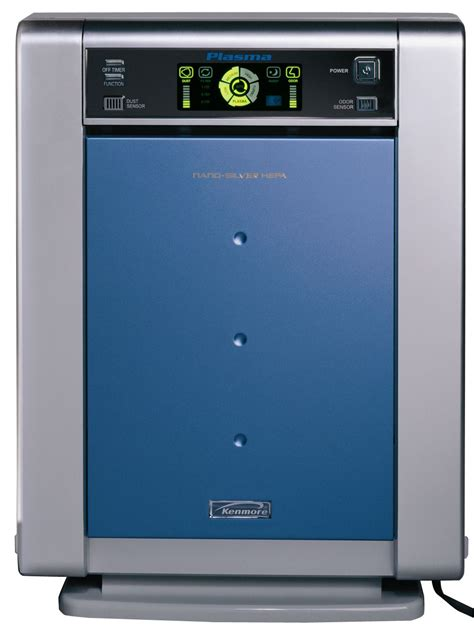 kenmore envirosense true hepa air cleaner energy star