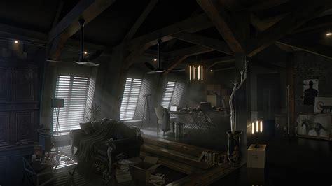 Cyberpunk Home Decor artstation adam jensen s apartment fr 233 d 233 ric bennett