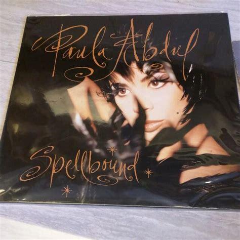 Kaset Paula Abdul Spellboud paula abdul spellbound 1991 european lp vinyl plus 7 quot 90s pop everything else