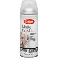 krylon clear matte finish walmart