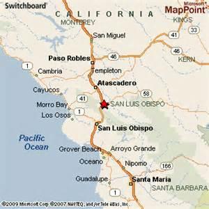 santa margarita california map santa margarita california