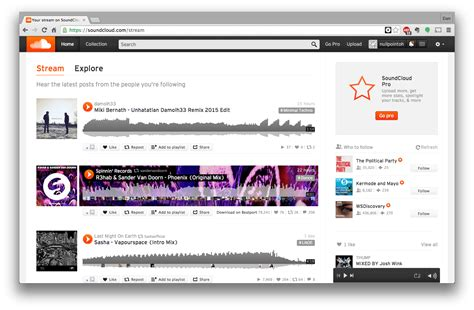 soundcloud mobile site test soundcloud vs the best of the rest djworx