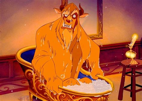 Beast In The Bathtub by 23 Best Images About Beast On Disney