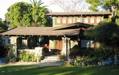 craftsman style bungalows in pasadena ca arts and crafts early history of pasadena