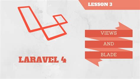 tutorial laravel blade eng laravel php tutorial views and blade 3 10 youtube
