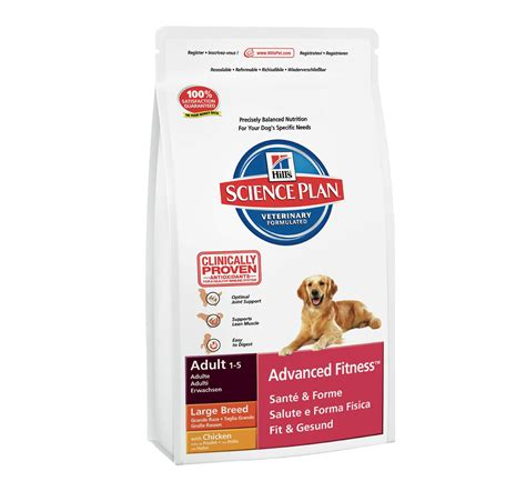 Hills Science Plan Adult Large Breed Chicken   18 KG