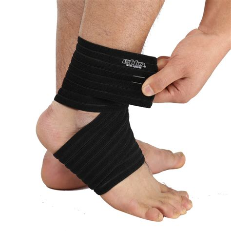 Sports Ankle Band Ankle Support Pelindung Ankle aliexpress buy 1 pc new sport ankle elastic brace guard ankle support brace