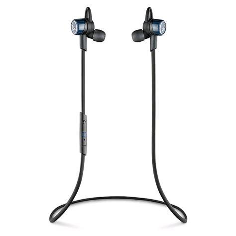 Plantronics Wireless Earbuds Backbeat Go 3 With Original plantronics backbeat go 3 wireless earbuds cobalt black blue expansys australia