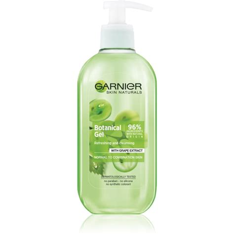 Garnier Foam garnier botanical purifying foam gel for normal and