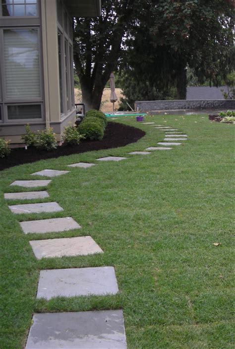slate stone path