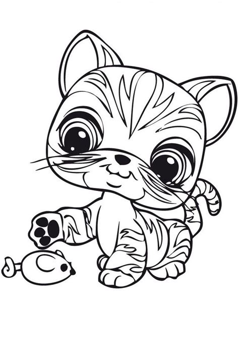 littlest pet shop coloring pages littlest pet shop coloring pages best coloring pages for