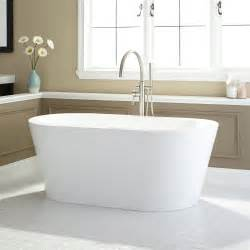 Bath Tubs Leith Acrylic Freestanding Tub Freestanding Tubs