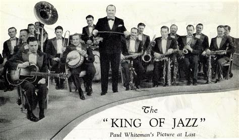 "Take The ""A"" Train: King of Jazz   Paul Whiteman's Picture"