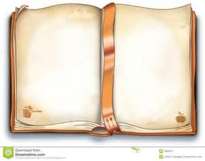 de lege recepten boeken illustratie stock foto s