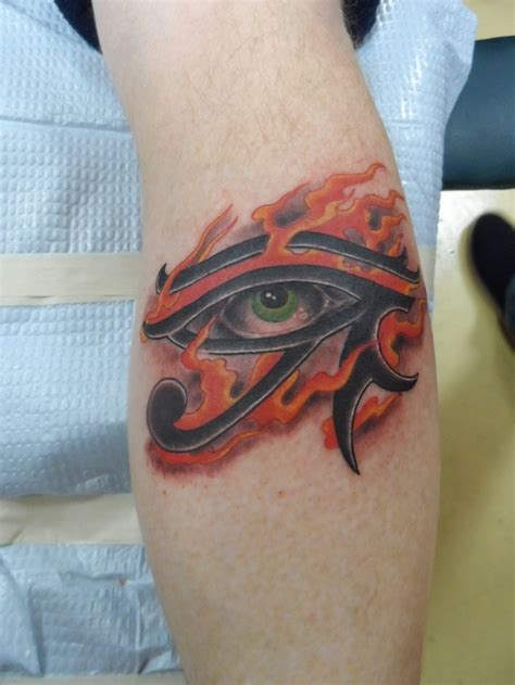 eye of horus tattoos eye of horus