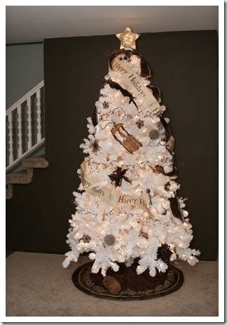 christmas tree decorations gold brown diy newlyweds diy home decorating ideas projects white chocolate tree