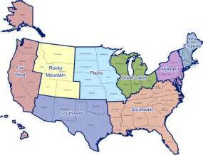 8 regions of the united states map united states regional economic analysis project us reap