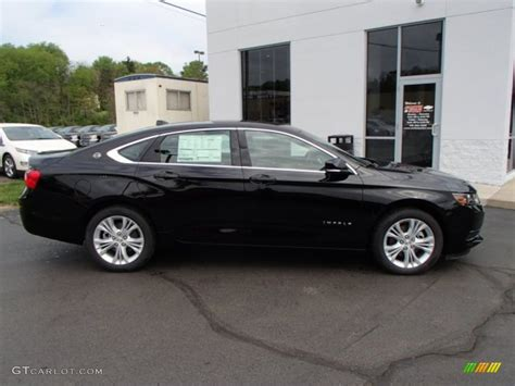 2014 black impala 2014 black chevrolet impala lt 80838005 photo 2