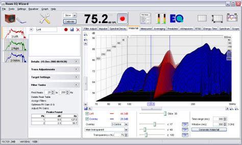 room eq wizard loudspeaker measurements on a mac room eq wizard 171 fink audio consulting