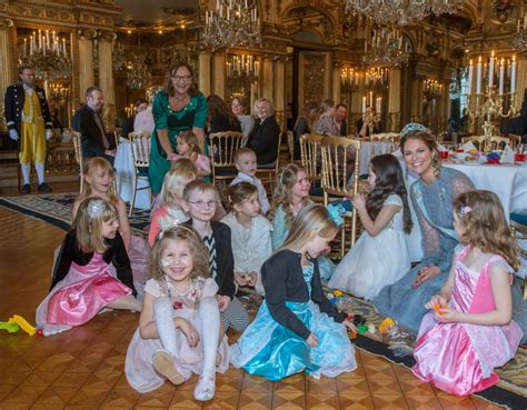 Sick Of Partying by Princess Madeleine Throws A Fairytale For A
