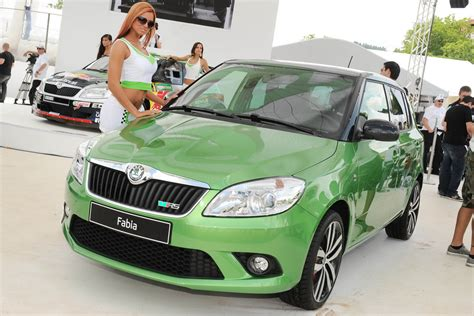 live from w 246 rthersee skoda s fabia rs 2000 concept
