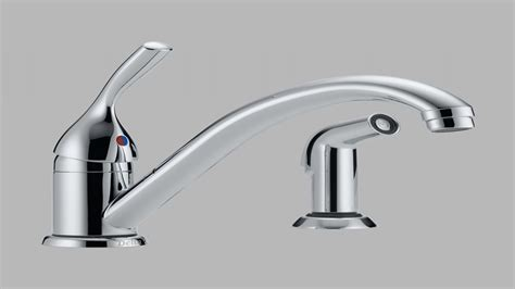Delta Kitchen Faucets Installation Delta Kitchen Faucet Sprayer Delta Faucet Logo Delta Classic Side Spray Installation