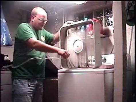 how to circulate air with fans how to a lasko box fan circulate more air part 1 of 2