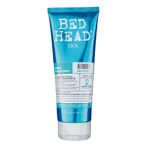 bed head tigi bed head urban antidotes recovery conditioner damage