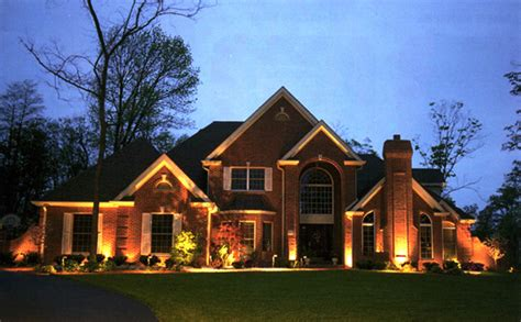Estimate To Build A House Landscape Lighting Rochester Ny Outdoor Lighting Solution