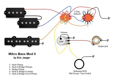 2 bass guitar wiring diagram wiring automotive