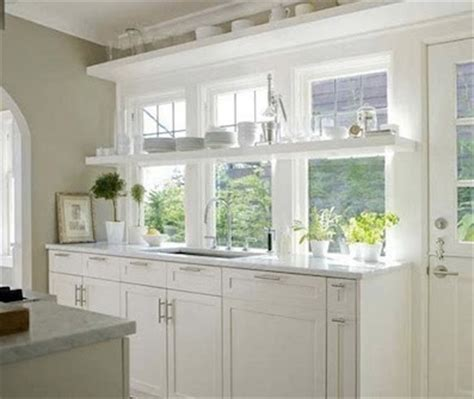 White Country Kitchens by Country Style Chic All White Country Kitchens