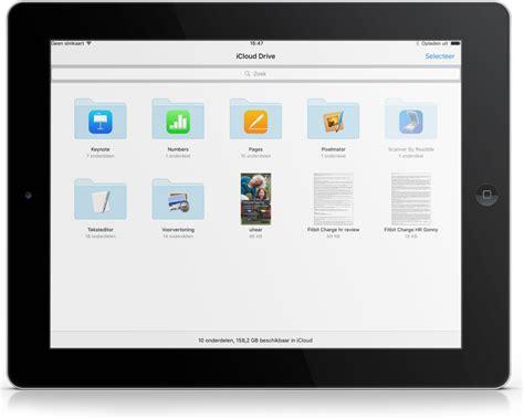 drive app icloud drive app installeren en gebruiken op iphone en ipad