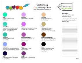 royal icing color chart car interior design