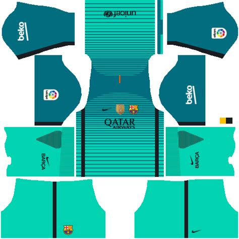 barcelona kit dream league soccer uniformes para fts 15 y dream league soccer kits