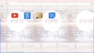 google theme kyungsoo exo chrome themes themebeta